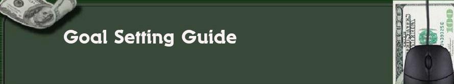 Goal Setting Guide